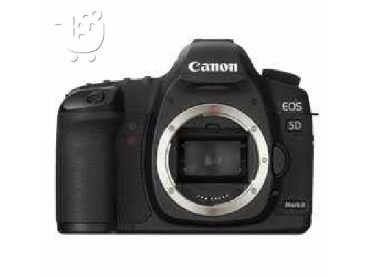 PoulaTo: Canon DSLR EOS 5D Mark II Body (Full Frame