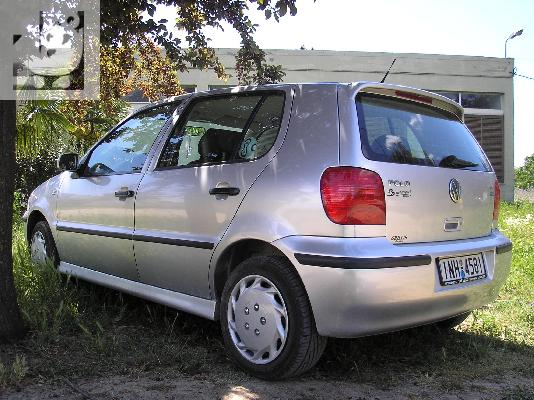 PoulaTo: VW POLO '00