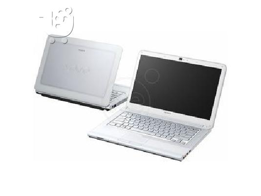 LAPTOP Sony Vaio vpcca-