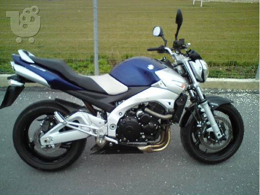 PoulaTo: SUZUKI GSR 600 (all versions) '08